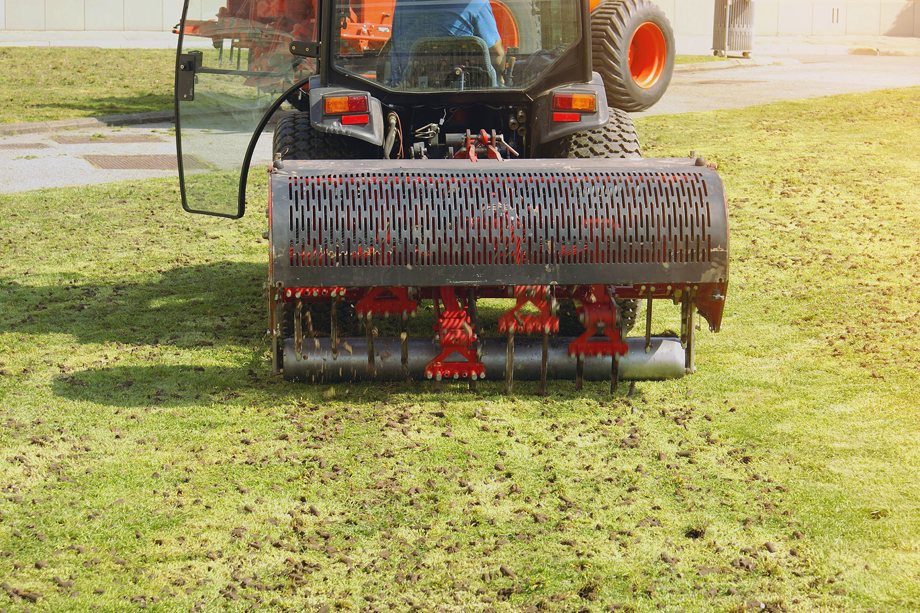 Image of Aeration