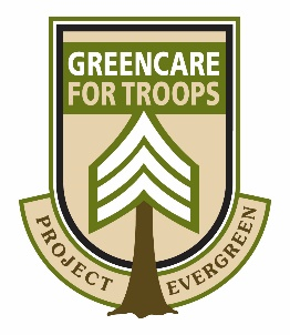 Image of Greencare for Troops