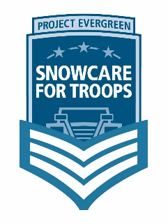 Image of Snowcare for Troops